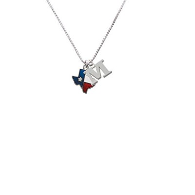 Texas–Lone Starガラス–Capital初期ネックレス