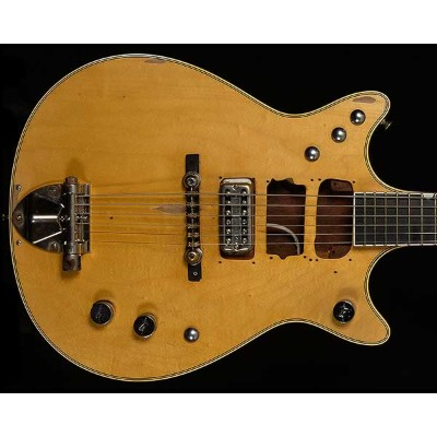 "Gretsch USA Custom Shop(グレッチ)G6131MY-CS Malcolm Young ""SALUTE"" Jet Natural Relic"