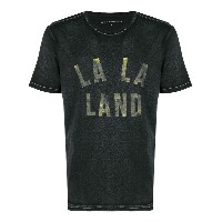 John Varvatos la la land T-shirt - ブラック