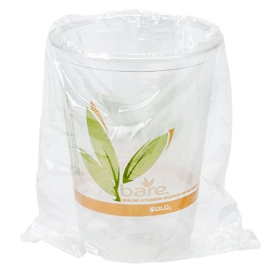 rtp9dbarew Bare eco-forward 9オンスindividually-wrapped RPET Tall Cold Cup – 500 /ケースby Tabletop King