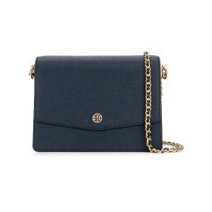 Tory Burch Robinson convertible shoulder bag - ブルー