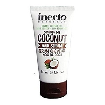 Inecto Naturals - Smooth Me Coconut Hair Serum - 50ml