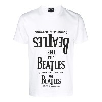 The Beatles X Comme Des Garçons The Beatles T-shirt - ホワイト