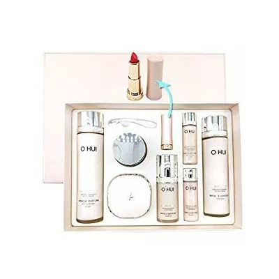 O HUI Miracle Moisture 4-piece Special Gift Set New [並行輸入品]