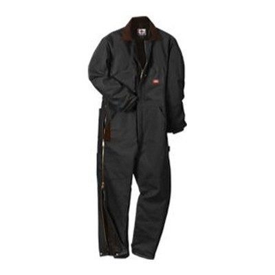 ディッキーズ オーバーオール Premium Insulated Coverall Tall Black