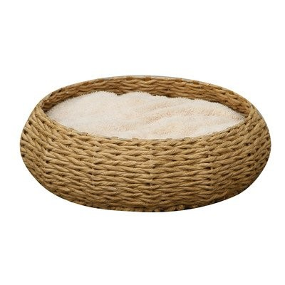 Woven Pet Bed Material: Seagrass by PET PALS