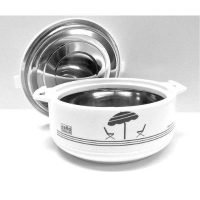 Cello CE-13.5L Chef Deluxe Hot-Pot Insulated Casserole Food Warmer/Cooler, 13.5-Liter by Cello