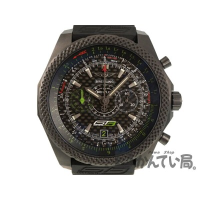 BREITLING for BENTLEY 【中古】USED-SA V273655S BE14 【ブライトリング フォー ベントレー】 ベントレーGT3 コンチネンタルGT3 限定500本 USED...