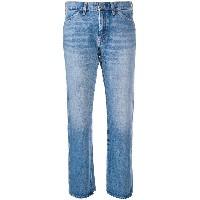 Mih Jeans Cult cropped jeans - ブルー