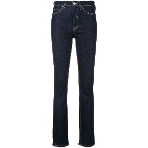 Mih Jeans Daily slim-fit jeans - ブルー