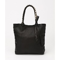 carnet/カルネ  Sheep Leather KURUMI Pearl Tote/Small(CE-1804-250) BLACK 【三越・伊勢丹/公式】 バッグ~~トートバッグ~~レディース...