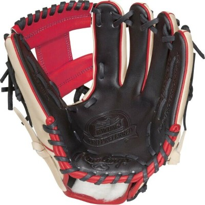 ローリングス Rawlings ユニセックス 野球 グローブ【Pro Preferred Series 11.75 Inch Right Hand Throw Baseball Glove】Camel