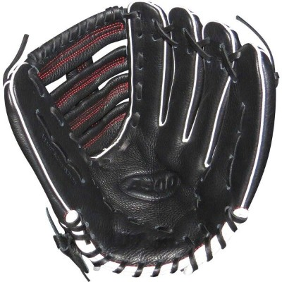 ウィルソン Wilson ユニセックス 野球 グローブ【A500 12.5-Inch Right Handed Throw Baseball Glove】Black/Red