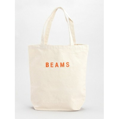 [Rakuten BRAND AVENUE]BEAMS / BEAMS ロゴ トート BEAMS MEN ビームス メン バッグ