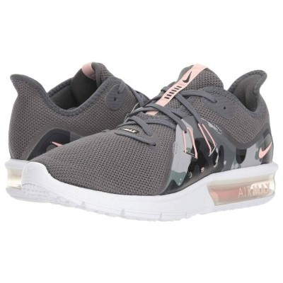 ナイキ Nike レディース シューズ・靴 スニーカー【Air Max Sequent 3 Premium】Dark Grey/Storm Pink/Black/White