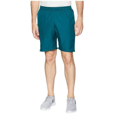 ナイキ Nike メンズ テニス ボトムス・パンツ【Court Dry 9' Tennis Short】Rainforest/Midnight Spruce