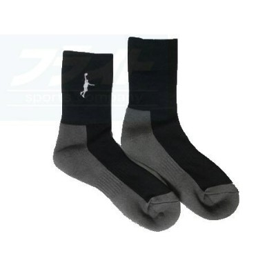☆SALE!ネコポス対応!☆ IN THE PAINT BL SOCKS TYPE (ショートソックス) ITP2018BL-5 (BLK×GRY) 【IN THE PAINT】インザペイント...