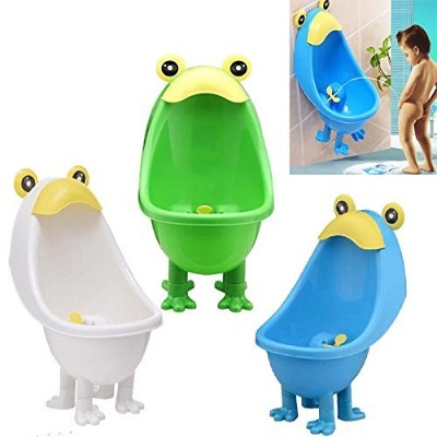 Children Urinal Potty Toilet Training Kids Urinal for Boys Pee Trainer Bathroom (Green) by Toilet...