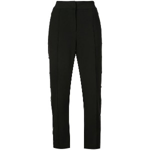 Veronica Beard cropped trousers - ブラック