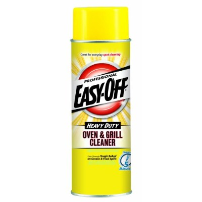 Easy Off Heavy Duty Oven and Grill Cleaner, 24-Ounce Cans, 2-Count by Easy Off