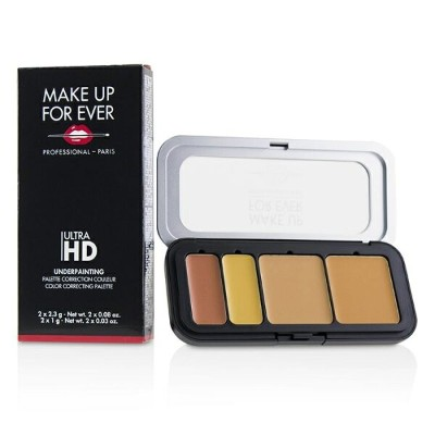 Make Up For EverUltra HD Underpainting Color Correcting Palette - # 40 TanメイクアップフォーエバーUltra HD...