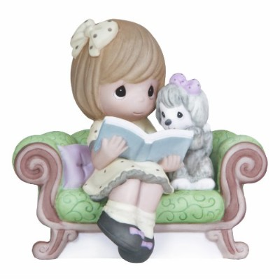 Precious Moments、Thinking of Youギフト、最高の冒険は、共有with a friend、Bisque Porcelain Figurine , # 132017by...