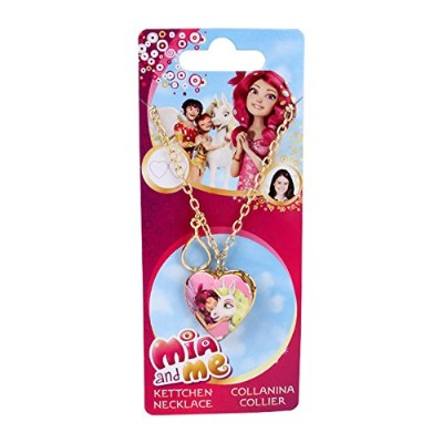 Legler Heart Medallion and Gold Chain Mia and Me Action Dress Ups and Accessories