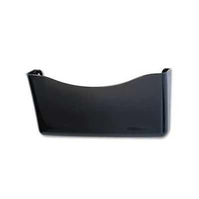 (1-Pack) - Rubbermaid 65970ROS - Unbreakable Single Pocket Wall File, Letter, Smoke