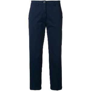 Department 5 chino trousers - ブルー