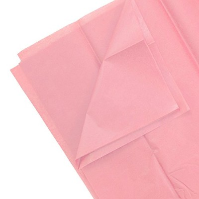 Tissue Paper–1パック10シート&フルReams Pack of 10 Sheets ピンク 1152360