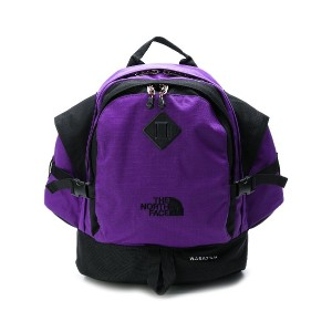 The North Face ロゴ バックパック - ブラック