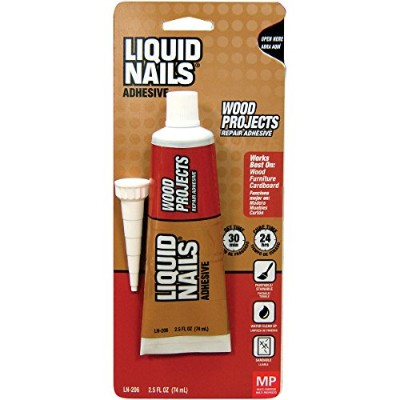 (70ml) - Liquid Nails LN-206 70ml WD Project Adhesive