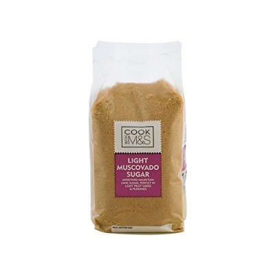 Marks & Spencer Light Muscovado Sugar 500g - (Marks & Spencer) 光黒砂糖砂糖500グラム [並行輸入品]