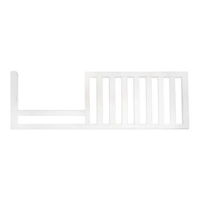 Torino Toddler Rail Conversion Kit Finish: White by Pali