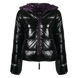 Duvetica padded jacket - ブラック