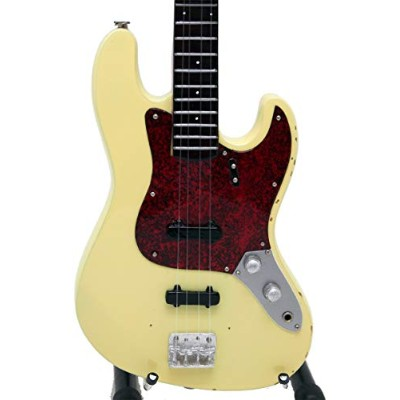 [Musical Story] ミニチュア ベースギター Japan Limited Collection 1960 Jazz Bass スタイル