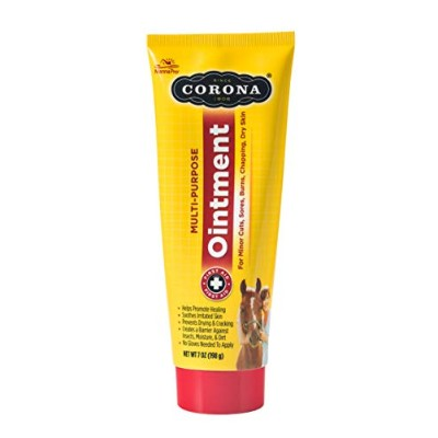 Manna Pro 0095005392 Corona Multi Purpose Ointment for Pets, 7-Ounce by Manna Pro