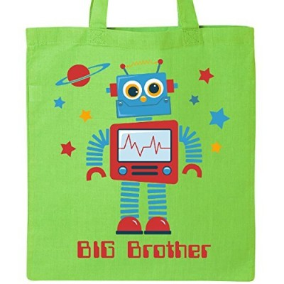 InktasticロボットBig Brother IIトートバッグ One Size