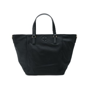 Tory Burch tilda nylon small tote - ブラック