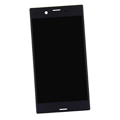 IPOTCH Xperia XZS G8231 G8232用 LCD フロント ガラス スクリーン デジタイザー 交換キット 全2色 - ブラック