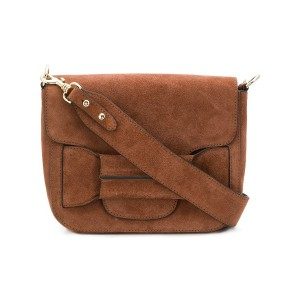 Tila March Ali messenger bag - ブラウン