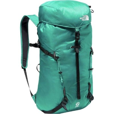 (取寄)ノースフェイス ヴェルト 27L バックパック The North Face Men's Verto 27L Backpack Bluebird/Tnf Black