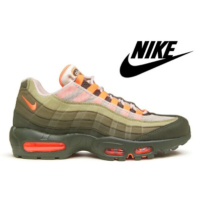 NIKE AIR MAX 95 OG AT2865-200 ナイキ エアマックス95 OG オリーブ/オレンジ STRING/TOTAL ORANGE/NEUTRAL OLIVE