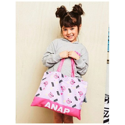 【SALE/50%OFF】ANAP KIDS ANAPKIDSおけいこBAG アナップ バッグ【RBA_S】【RBA_E】