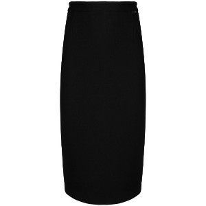 Styland midi pencil skirt - ブラック