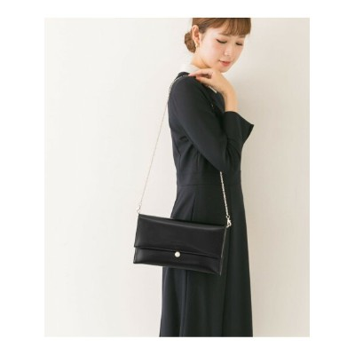 URBAN RESEARCH COUTURE MAISON ガラスPUクラッチ アーバンリサーチ バッグ【送料無料】