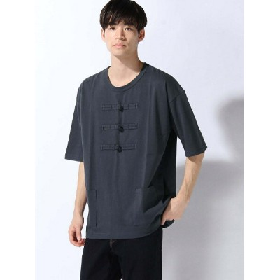 【SALE/10%OFF】VOTE MAKE NEW CLOTHES WU TEE ヴォート メイク ニュー クローズ カットソー【RBA_S】【RBA_E】【送料無料】