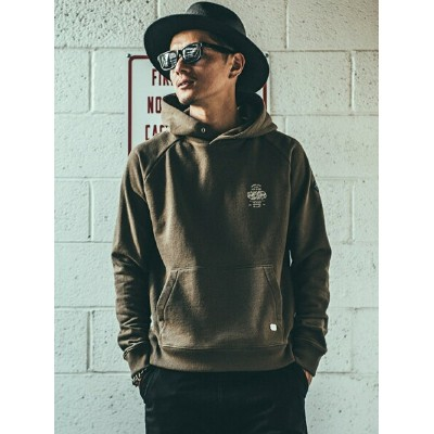 【SALE/30%OFF】CRIMIE ARMY PULL OVER SWEAT PARKA ガーデン カットソー【RBA_S】【RBA_E】【送料無料】