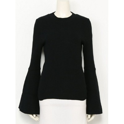CLANE BELL SLEEVE THERMAL TOPS エディット ユア ワードローブ カットソー【送料無料】