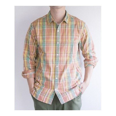 URBAN RESEARCH FREEMANS SPORTING CLUB JP HEAVY CHECK WORK SHIRTS アーバンリサーチ シャツ/ブラウス【送料無料】